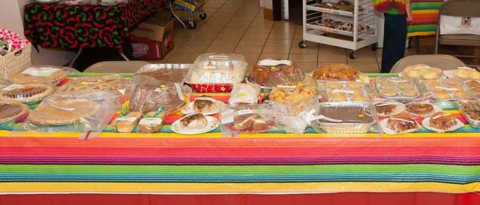 Chile Festival Bake Sale
