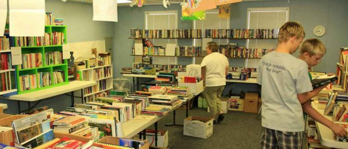 Chile Festival Book Sale